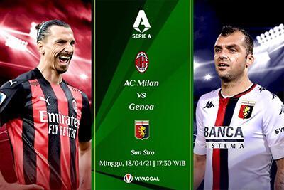 Prediksi AC Milan vs Genoa: Rossoneri Kerap Mati Kutu Di San Siro