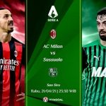 Prediksi AC Milan vs Sassuolo: Rekor Rossoneri Di San Siro Buruk