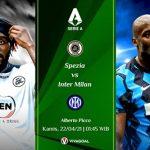 Prediksi Spezia vs Inter Milan: Nerazzurri Awas Terpeleset Lagi!