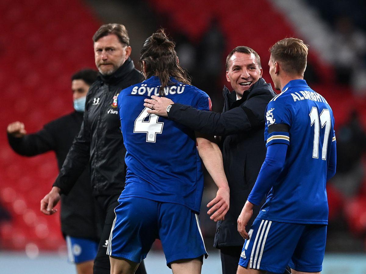 Ambisi Rodgers Bawa Leicester Ukir Sejarah