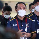 Menpora Sampaikan Pesan Presiden Soal Piala Menpora