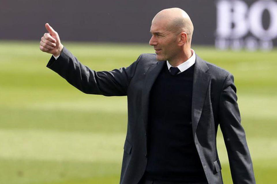 Zidane: Juventus Selalu Menjadi Tim yang Penting Bagi Saya