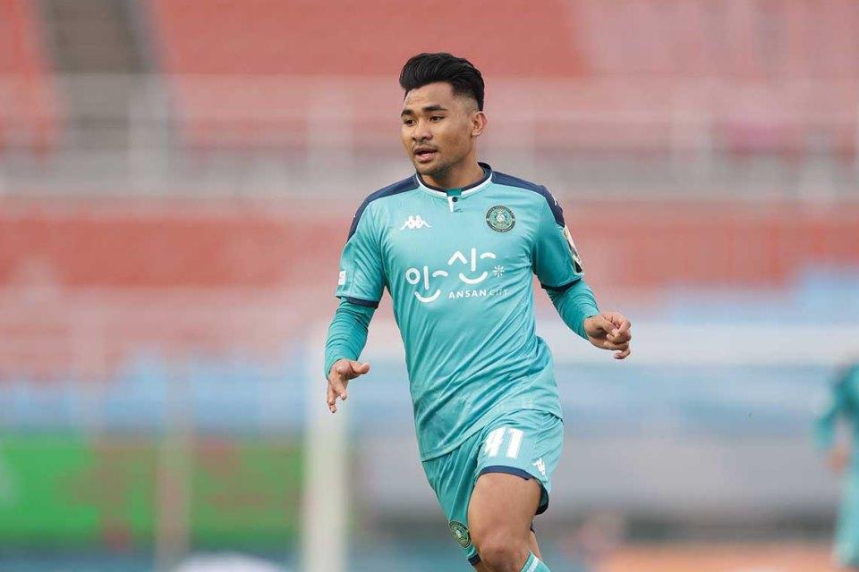 Kisah Asnawi Mangkualam yang Hampir Catatakan Gol Debut di K-League 2