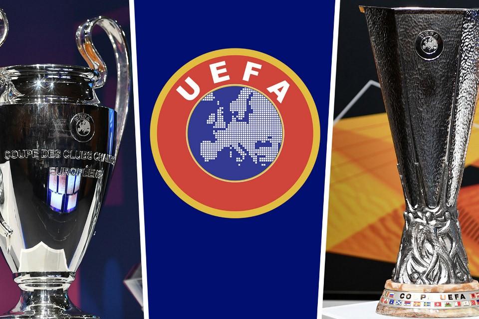 Ada Potensi All English Final di Liga Champions dan Europa League, Begini Skemanya