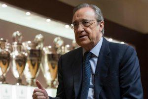Jajaran Prestasi dan Bintang yang Dibawa Florentino Perez Bersama Real Madrid