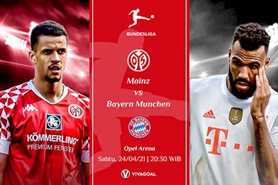 Mainz vs FC Bayern