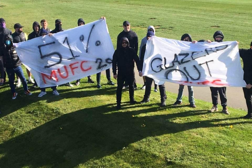 Protes Pemilik Klub, Fans United Sabotase Markas Latihan Klub