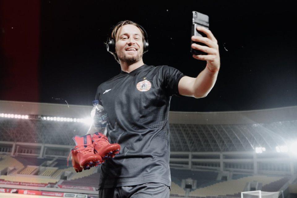 Motivasi Besar Bintang Persija Jelang Final Piala Menpora