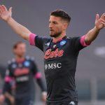 Napoli Siap Aktifkan Klausul Kontrak Bintangnya