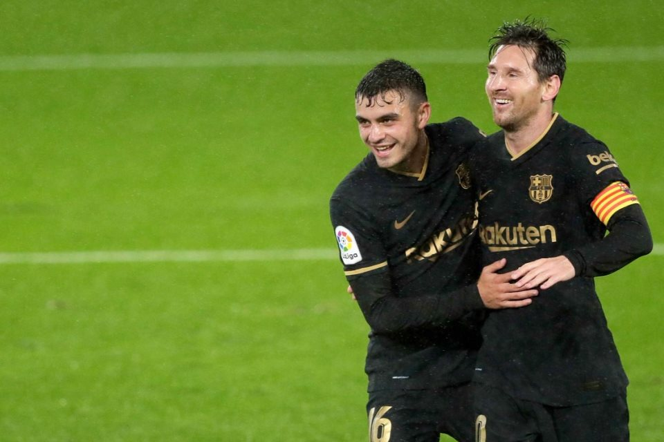 Barcelona Sudah Temukan Suksesor Lionel Messi?