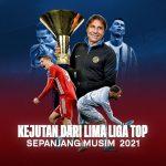 5 Liga Top Eropa