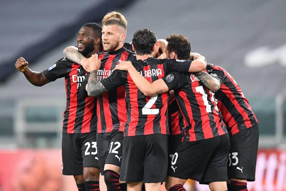 AC Milan Dan Atalanta Ke Liga Champions, Juventus ke Liga Europa?
