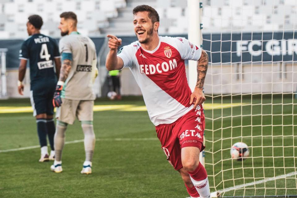 AS Monaco dan Stevan Jovetic Sepakat Pisah Jalan