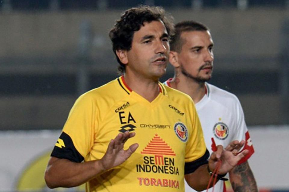 Eduardo Almeida Sap Comeback Bareng Arema