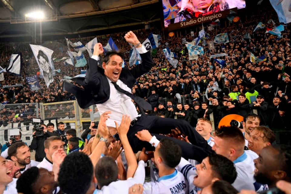 Alasan Inter Milan Bidik Pelatih Lazio Jadi Suksesor Antonio Conte