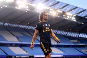 Arsenal Dan David Luiz Sepakat Pisah Jalan Di Akhir Musim Ini