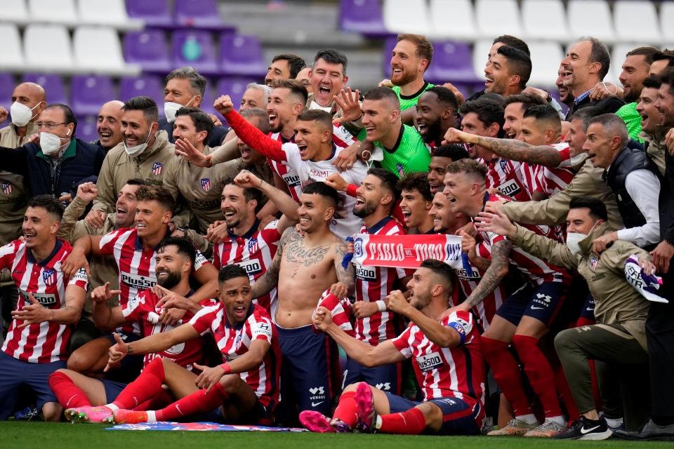Atletico Madrid Juara La Liga, Zidane dan Koeman: Selamat, Mereka Layak!