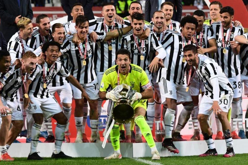 Bakal Dilatih Zidane, Faktanya Dengan Pelatih Luar Italia Juventus Minim Trofi