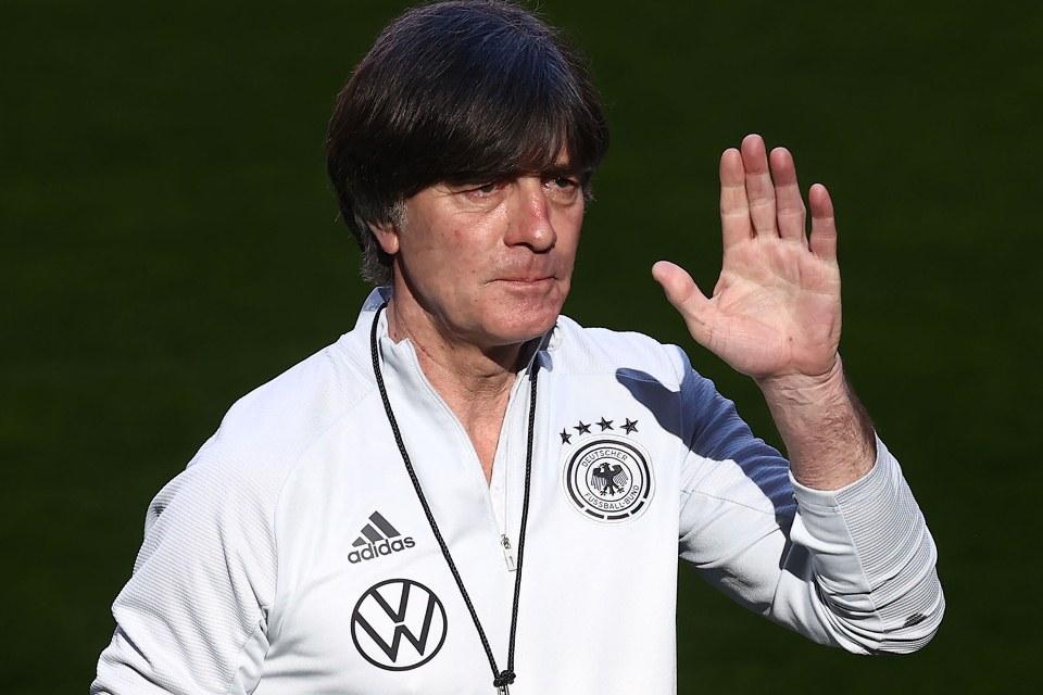 Bantah Latih Real Madrid, Joachim Low: Saya Capek, Mau Istirahat!