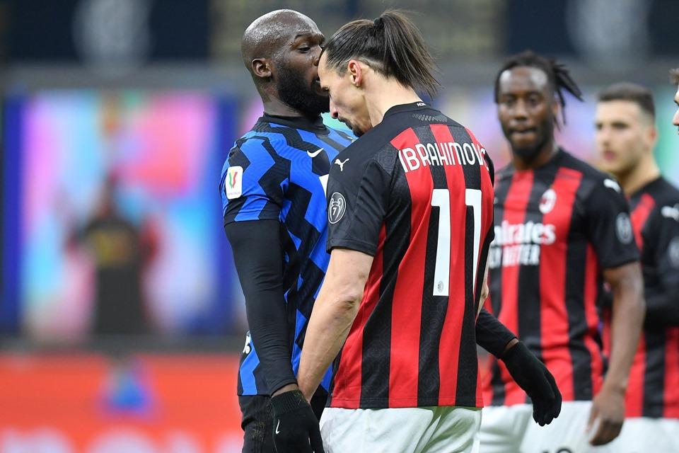 Bawa Inter Juara, Lukaku Ejek Ibrahimovic:.Tunduklah Raja Milano!