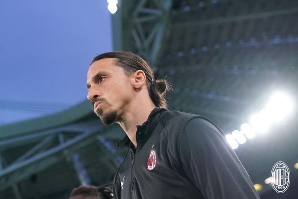 Begini Pidato Ibrahimovic Yang Bakar Semangat AC Milan Libas Juventus 3-0