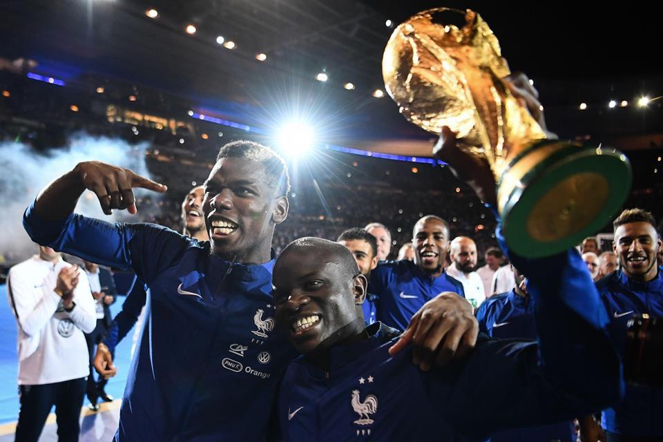 Bergelimang Trofi Juara, N'Golo Kante Masih Kesulitan Menangkan Gelar Liga Champions