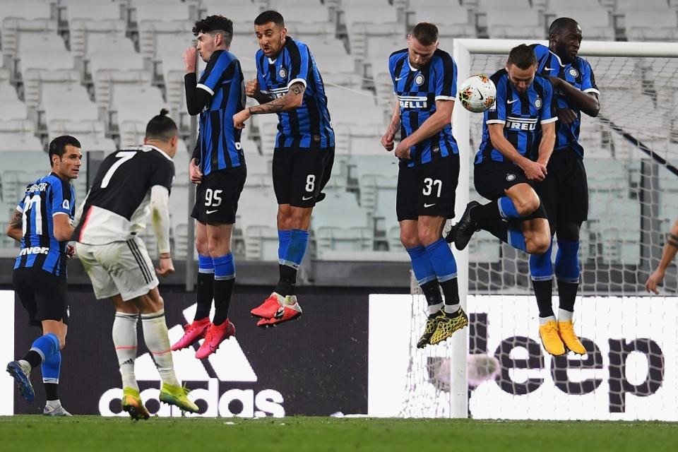 Berstatus Juara, Juventus Siap Beri Kado Kekalahan Buat Inter Akhir Pekan Ini
