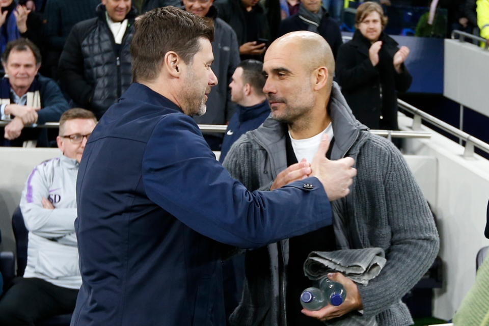 Bisa Comeback Atas Ajax Di Semifinal Liga Champions? Pochettino: Ini Man City