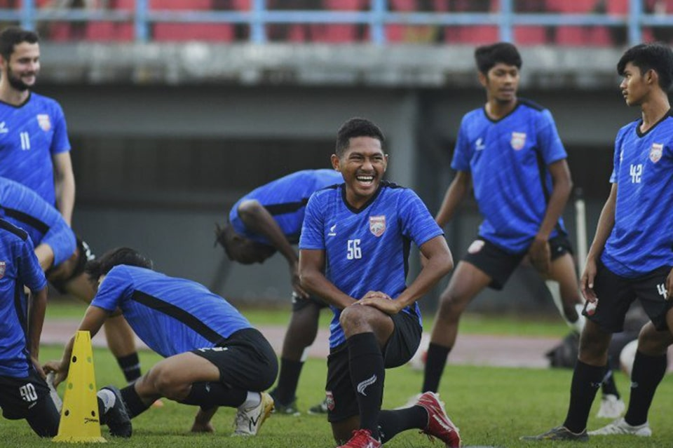 Borneo FC Akui Sulit Adakan Uji Coba