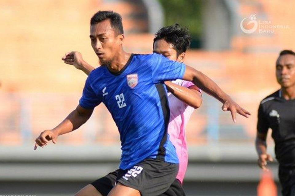 Manajer Borneo FC Optimis Sambut Liga 1 2021