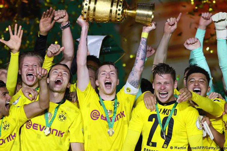 Marco Reus Simpulkan Perjalanan Dortmund Musim Ini