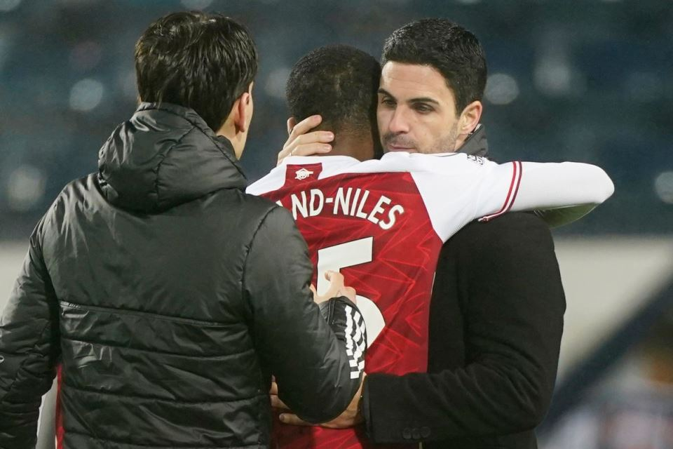 Cara Arsenal Move On Dari Kekalahan Di Liga Europa Bikin Arteta Senang