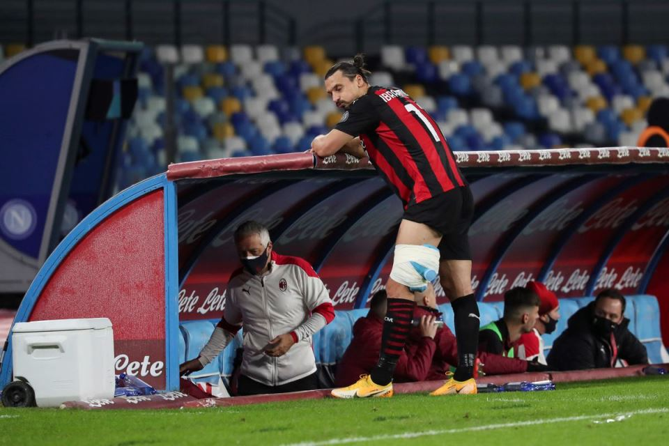 Cedera Parah, Musim Ibrahimovic Selesai, Kini Terancam Absen Di Piala Eropa