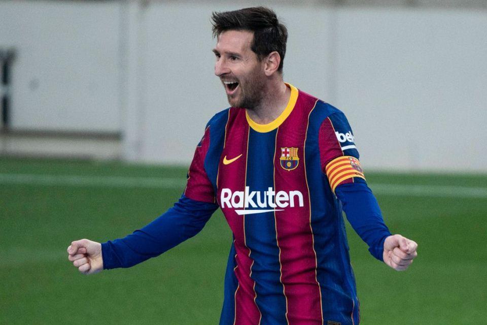 Demi Pemain Ini, Messi Sepakat Pangkas Gaji di Barcelona