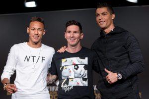 Dengan Messi Sudah, Neymar Kirim Kode Ke PSG Ingin Main Dengan Ronaldo