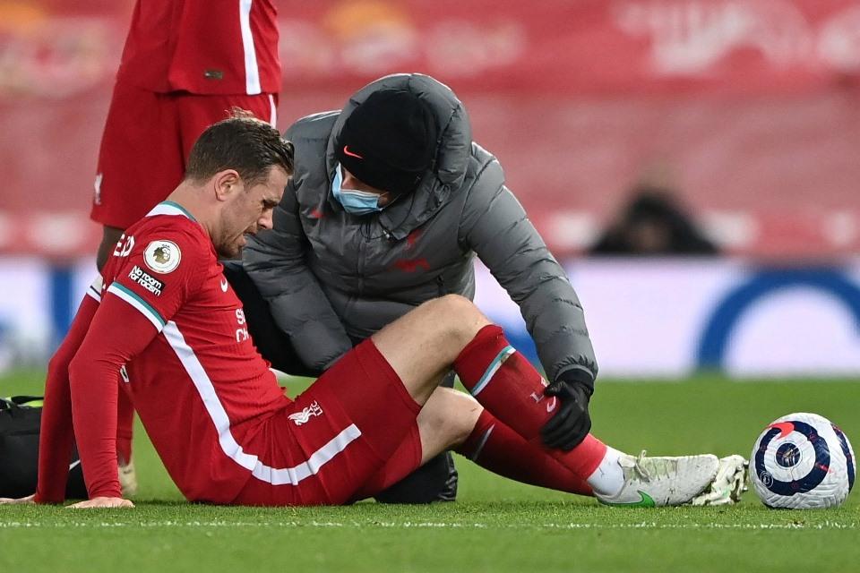 Di Liverpool, Musim Henderson Sudah Selesai, Tapi Bisa Main Di Piala Eropa