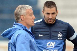 Didier Deschamps Enggan Menjelaskan Proses Rujuk dengan Karim Benzema