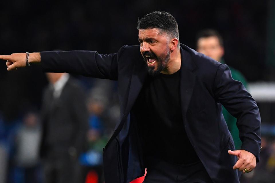 Dipecat Napoli, Gattuso Langsung Ditampung Fiorentina