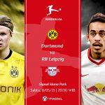 Dortmund vs RB Leipzig : Prediksi dan Link Live Streaming