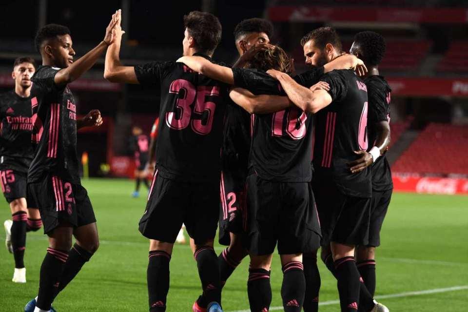 Dua Laga Tersisa, Real Madrid Optimis Juara?