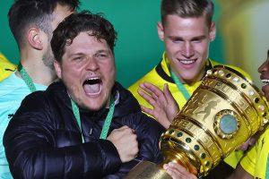 Edin Terzic Perpanjang Kontrak di Dortmund