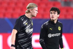 Dortmund Nantikan Pulihnya Haaland dan Reyna