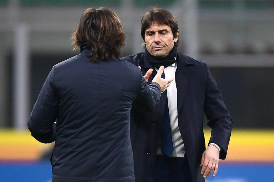 Inter Patahkan Dominasi Juventus Di Serie A, Pirlo: Selamat Bos Conte