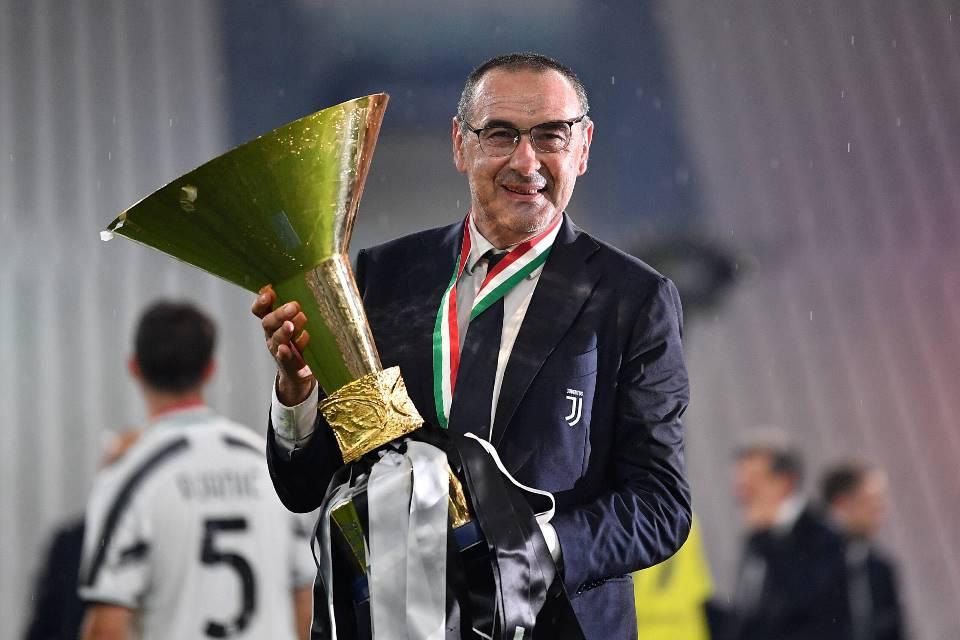 Inter Juara Liga Italia, Juventus 'Berdosa' Pecat Maurizio Sarri