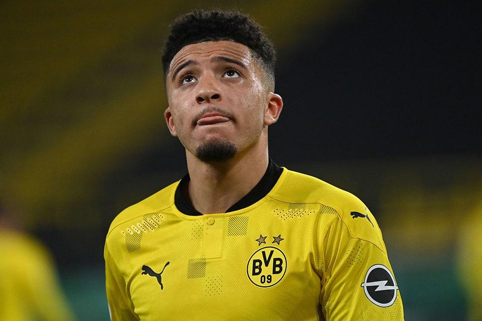 Dortmund Sebutkan Syarat Kepergian Jadon Sancho
