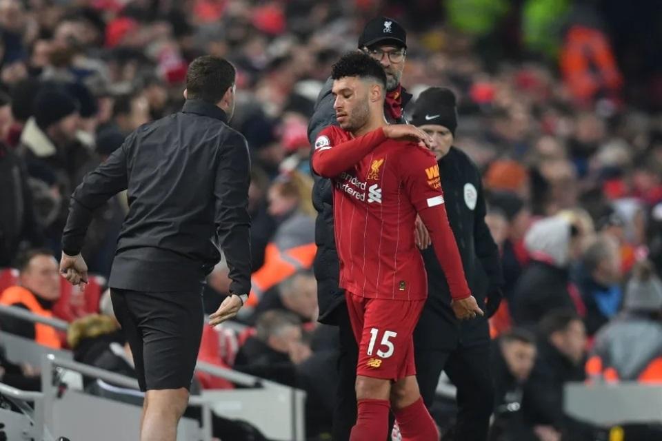 Jarang Dimainkan, Oxlade-Chamberlain Marah Besar ke Liverpool
