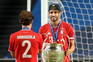 Javi Martinez Kenang Masa Suksesnya di Bayern Munchen