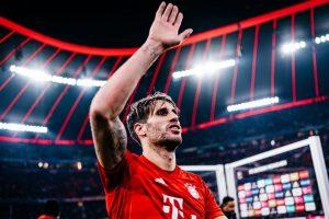 Martinez Sampaikan Perpisahan kepada Bayern