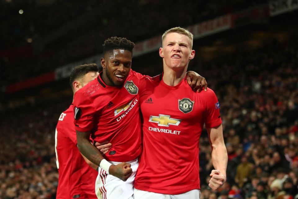 Jika Terus Diduetkan Dengan Fred, Karir McTominay Di Man United Bakal Rusak
