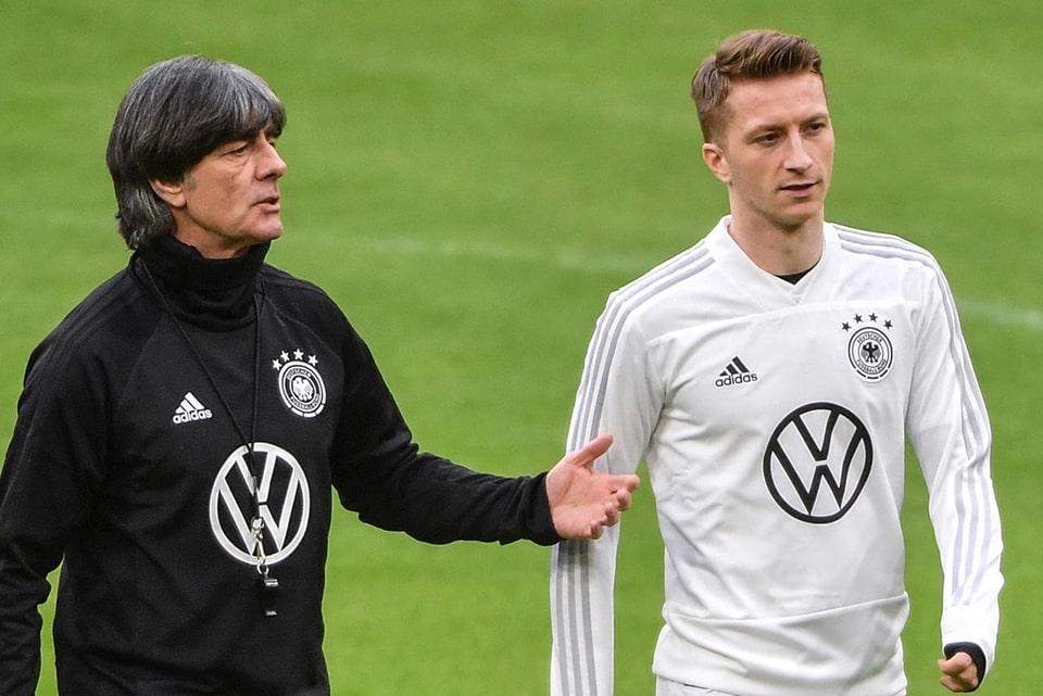 Menjelang Euro Marco Reus Mundur dari Timnas